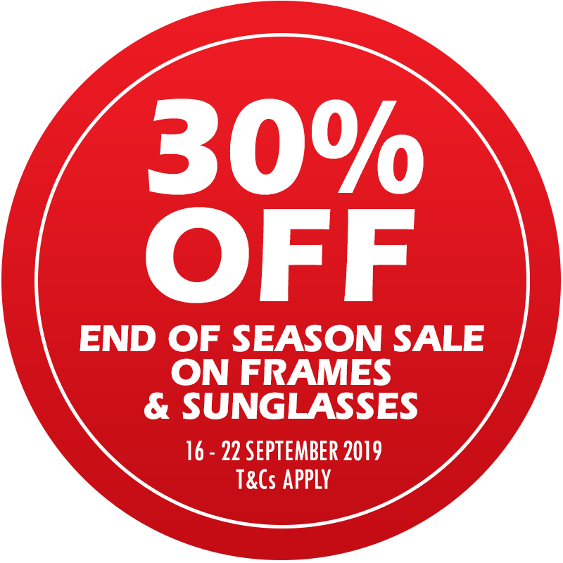 VISION OPTOMETRISTS sunglasses and frames sale